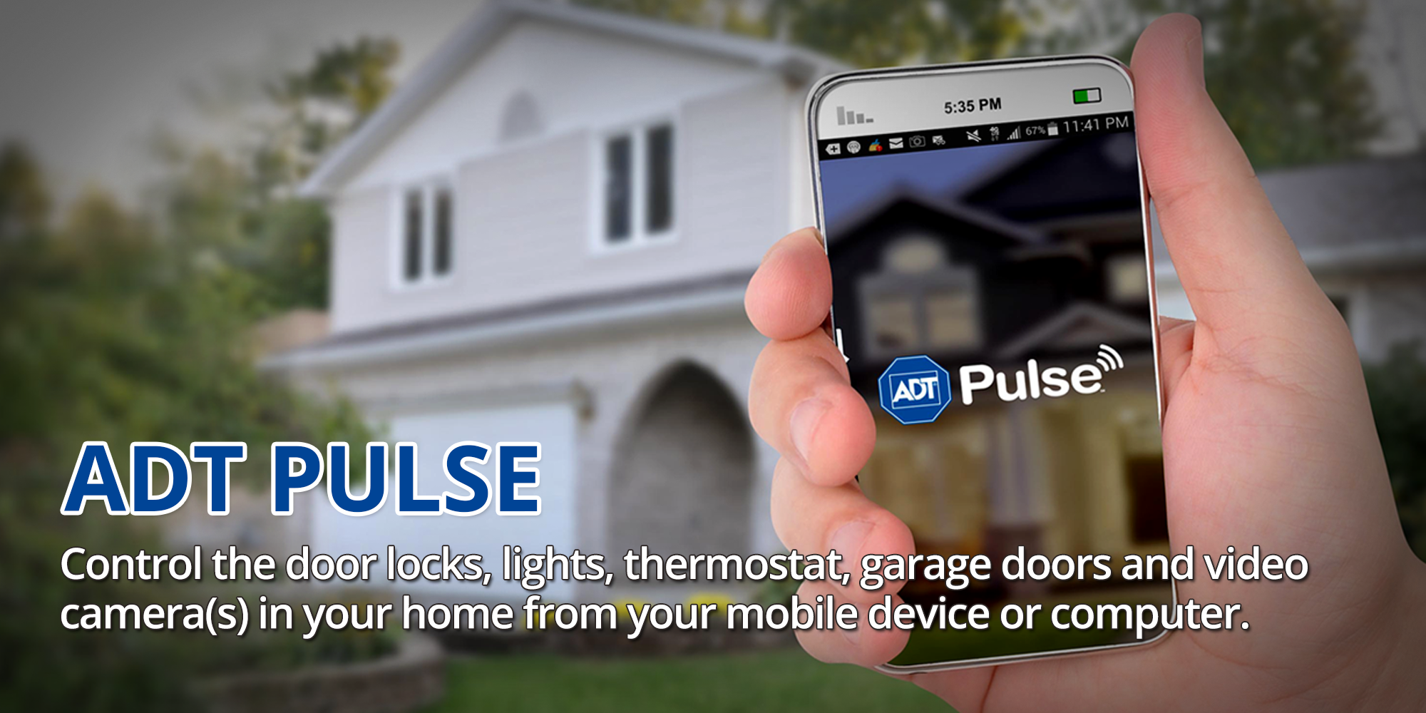 ADT Pulse Home Security